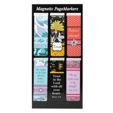 Sarah J Magnetic Bookmark Set