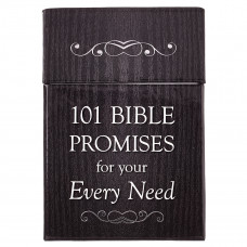 101 Bible Promises for Your Every Need - Box of Blessings