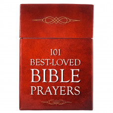 101 Best-loved Bible Prayers - Box of Blessings