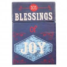 101 Blessings of Joy - Box of Blessings