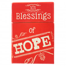 101 Blessings of Hope - Box of Blessings