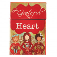 Grateful Heart - Box of Blessings