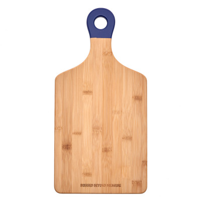 Blessed Beyond Measure Wooden Cutting Board