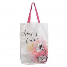 Amazing Grace Cotton Canvas Tote Bag