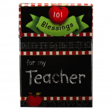 101 Blessings for my Teacher - Box of Blessings