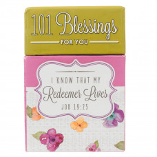 101 Blessings for You - Box of Blessings