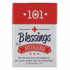 101 Blessings for Nurses - Box of Blessings