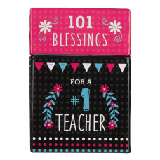 101 Blessings For A Teacher - Box of Blessings