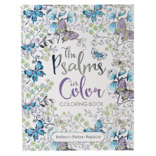 The Psalms in Color Colouring Book
