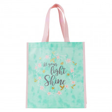Let Your Light Shine Shopping Bag - Matthew 5:16
