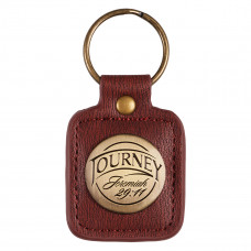 Journey - Jeremiah 29:11 Keyring in Tin