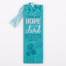 Hope in the Lord - Isaiah 40:31 Bookmark