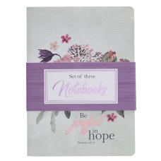 Rejoice Notebook Set (3)