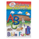 Colouring Cards for Kids: ABC Bible Fun