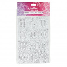 Peel and Stick Colouring Bible Index Tabs