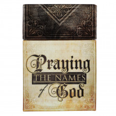 Praying the Names of God - Box of Blessings