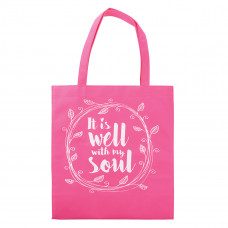 It is Well with My Soul Tote Bag