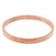 Grace Upon Grace Bangle Bracelet