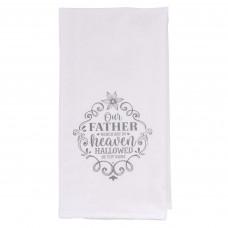 Our Father Tea Towel - Matthew 6:9