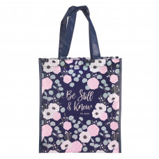Be Still Shopping Bag – Psalm 46:10
