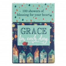 Grace for Each Day - Box of Blessings
