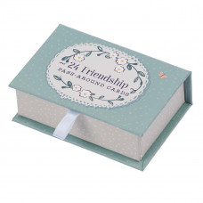 Boxed Friendship Pass Around Cards