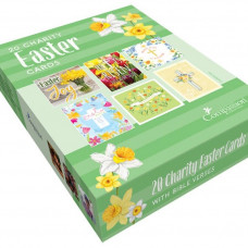 Box Of 20 Assorted Compassion Easter Cards