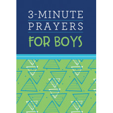 3 Minute Prayers for Boys