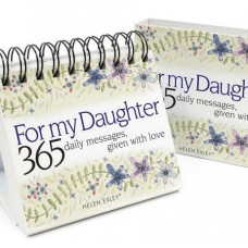 365 Messages For My Daughter Perpetual Calendar