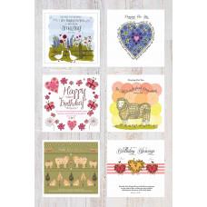Sovereign Art Assortment (12 cards)