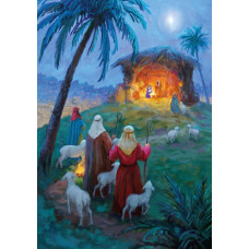 Compassion Charity Christmas Cards - Shepherds (Pack of 10)