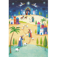 Compassion Charity Christmas Cards - Journey (Pack of 10)
