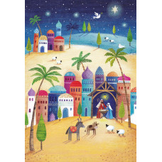 Compassion Charity Christmas Cards - Holy Night (Pack of 10)