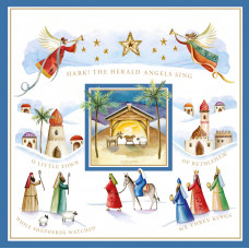 Compassion Charity Christmas Cards - Christmas Story (Pack of 10)