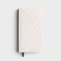 2021 Premium Pocket Planner - Chevron