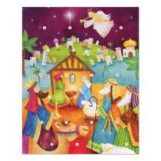 Advent Calendar - Nativity