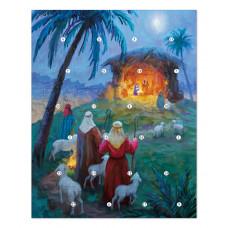 Advent Calendar - Shepherds