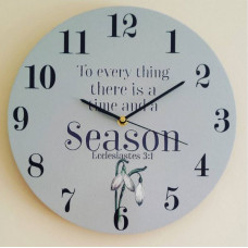 Seasons Clock