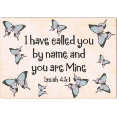 Christian Sign Post - You Are Mine
