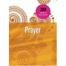Word Power Scripture Cards - Prayer