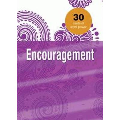 Word Power Scripture Cards - Encouragement