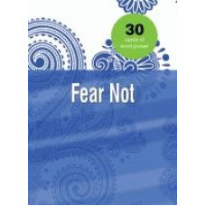 Word Power Scripture Cards - Fear Not