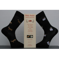 Holy Socks - Sheep and Goats