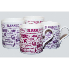Busy Being Blessed Mug 250ml