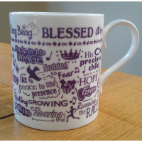 Busy Being Blessed Mug 350ml