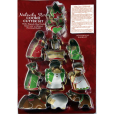 Nativity Cookie Cutter Set