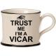 Trust Me I'm A Vicar Mug