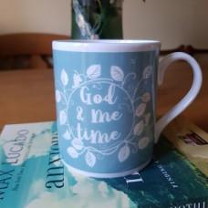 God & Me Time Mug