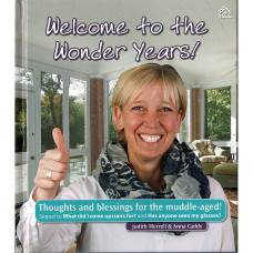 Welcome To The Wonder Years Gift Book