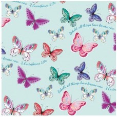 Gift Wrap - Butterfly